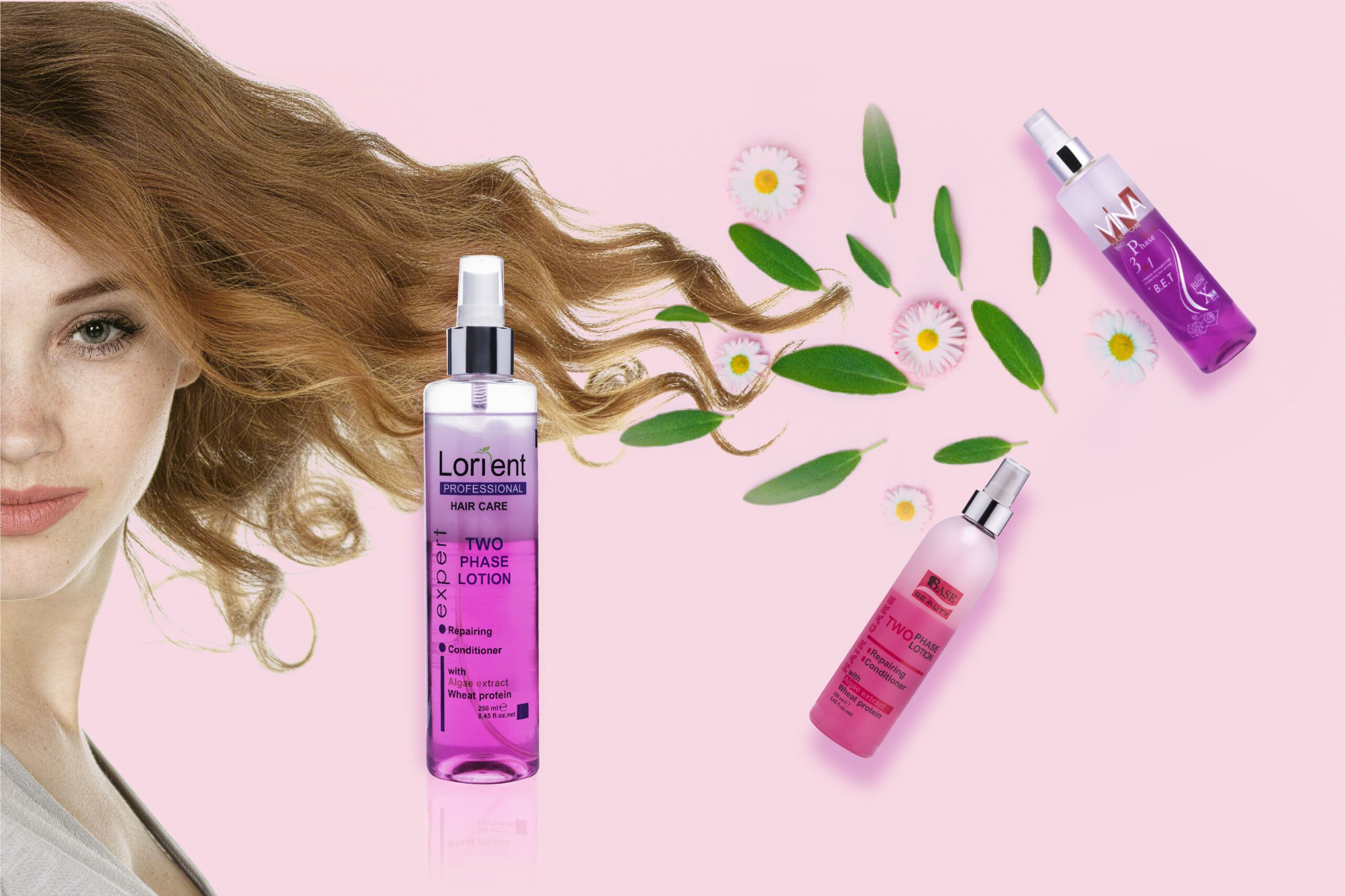 اسپری دو فاز مو چیست؟